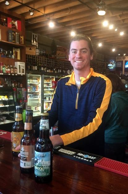 Ben Schultz Bartender