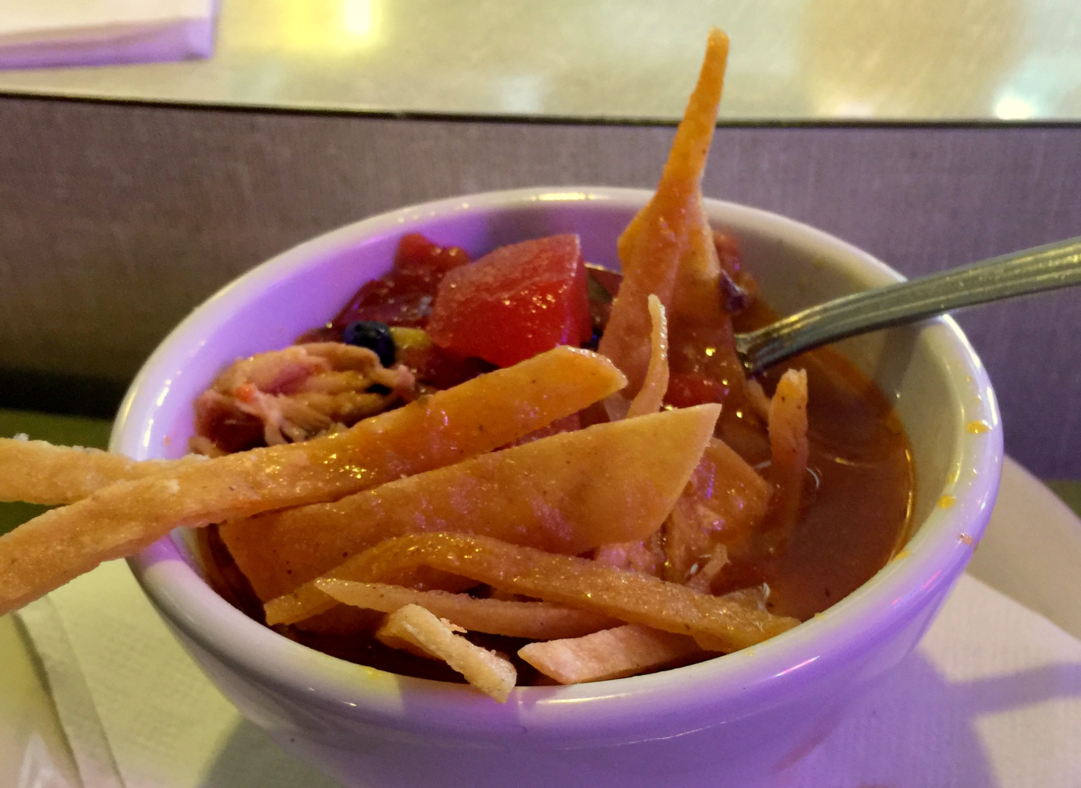 com exploring the wonderful food of wisconsin page  chipotle chicken tortilla soup