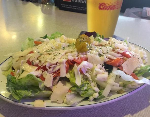 Wells Italian Salad