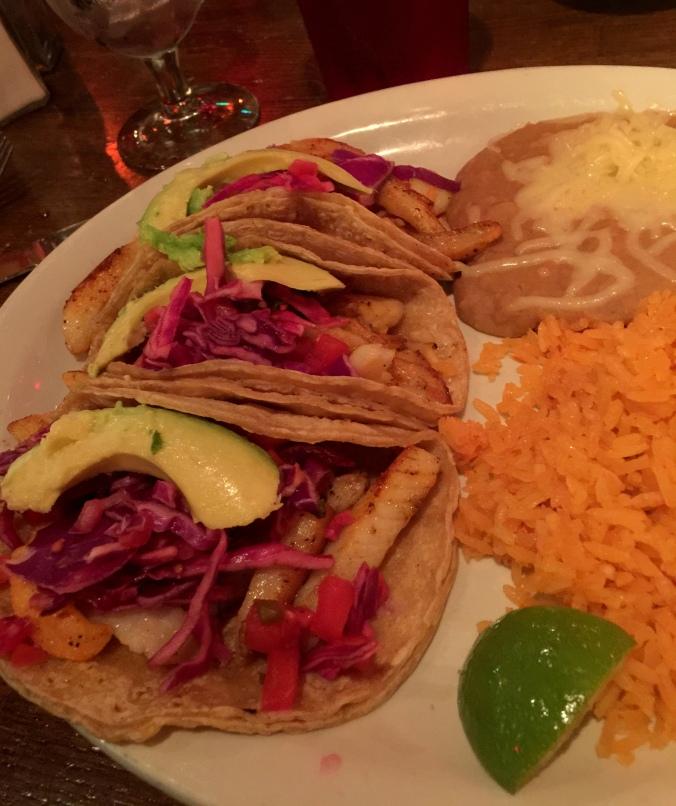 El Fuego Fish Tacos