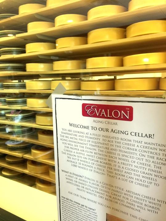 evalon aging cellar