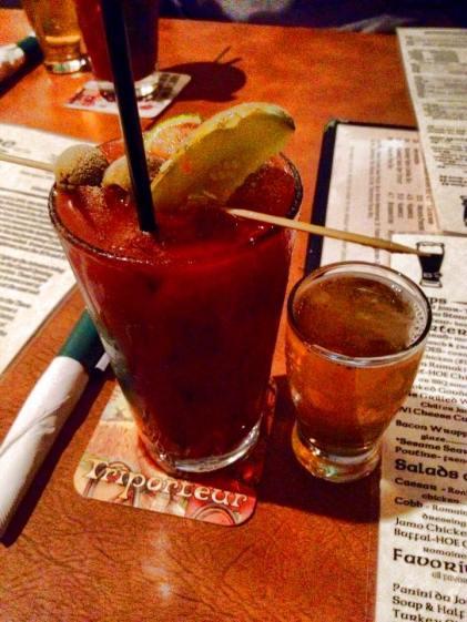 Ivanhoe Bloody Mary