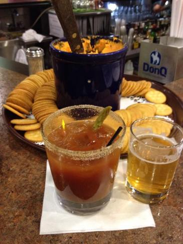 mars cheese castle bloody mary