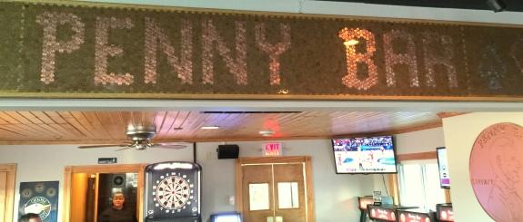 Penny Bar Interior