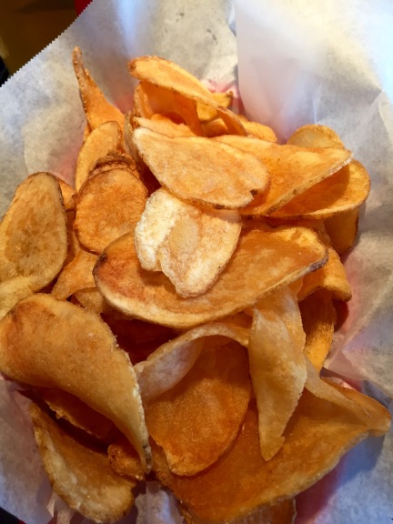 Penny's Homemade chips