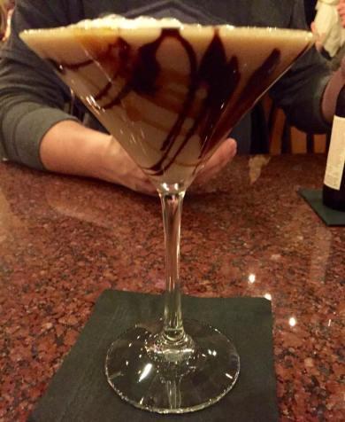sazzy b martini