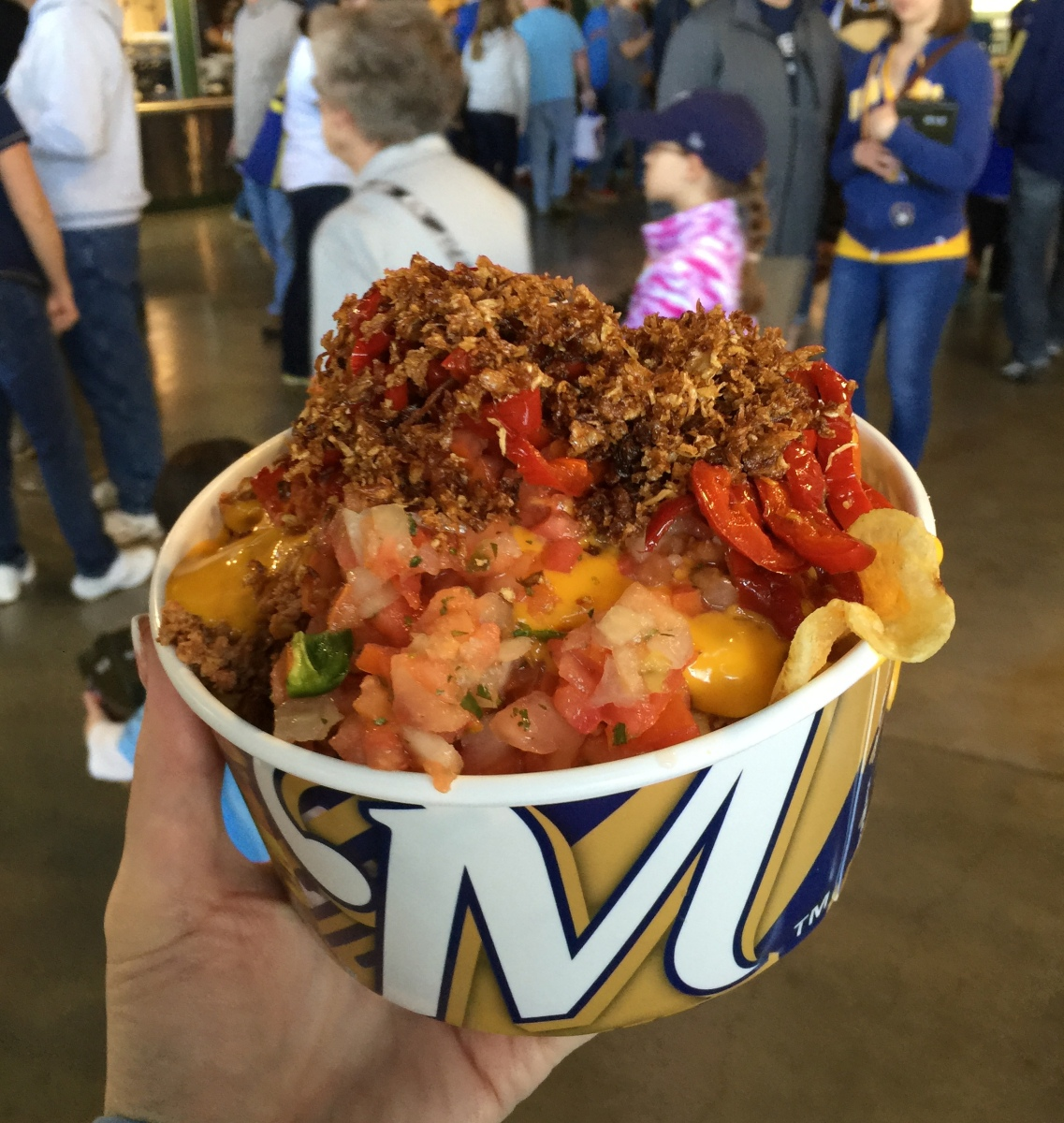 New Miller Park Eats: REVIEWED