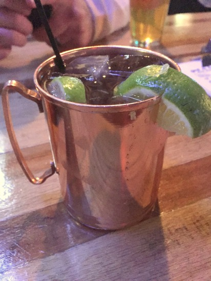 Captain Mikes Moscow Mule