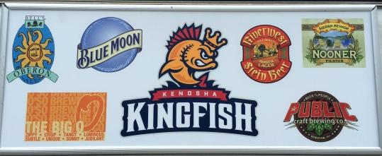 kingfish craft beers