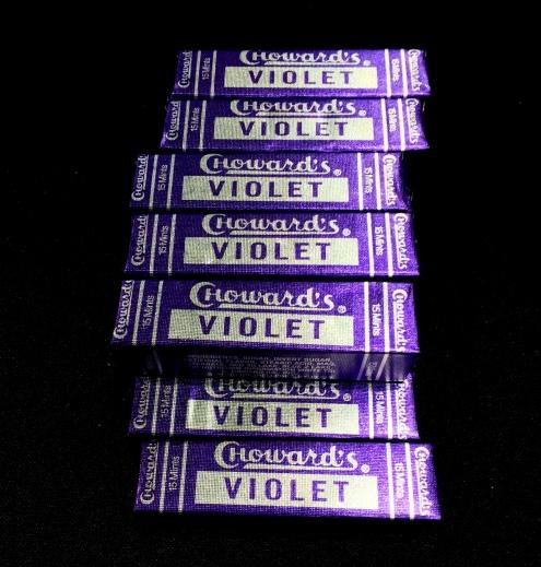 violet gum