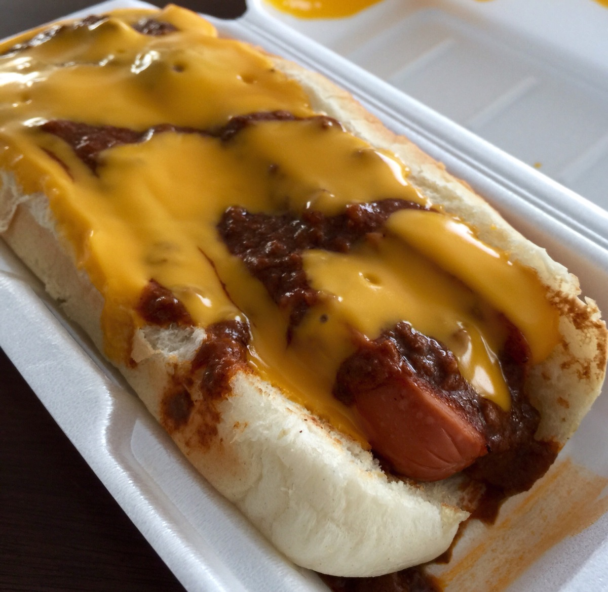 Chili-Cheese Dogs: Good Chili is KEY