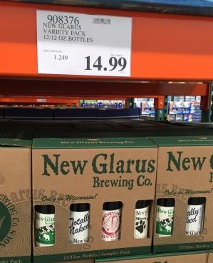 New Glarus Beer