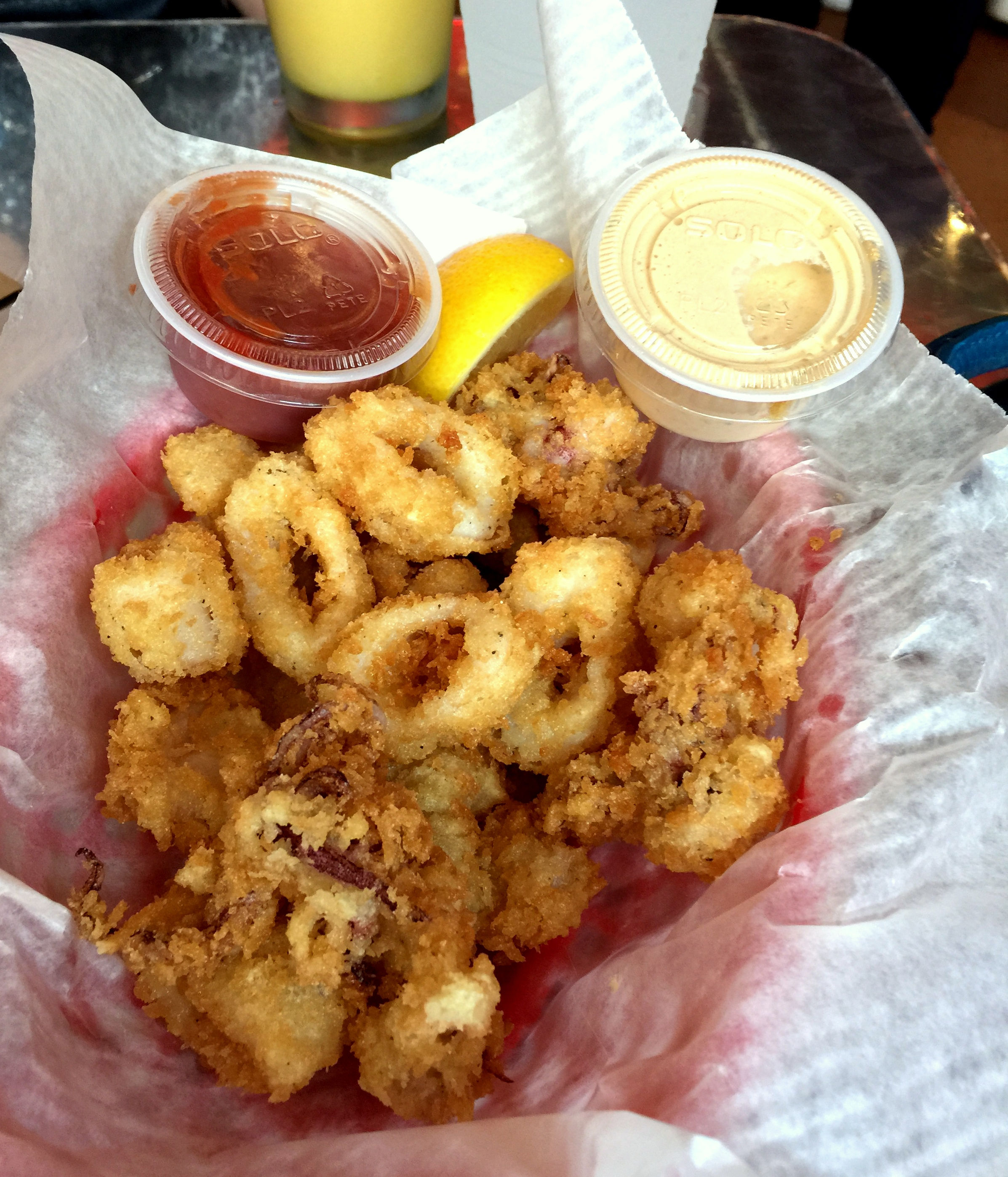 Captivating Calamari in Southeast Wisconsin | Wisfoodtalk.com
