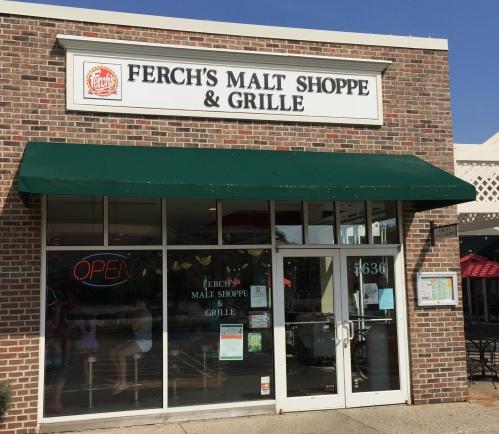 Ferch's Exterior