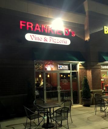 Frankie D's exterior