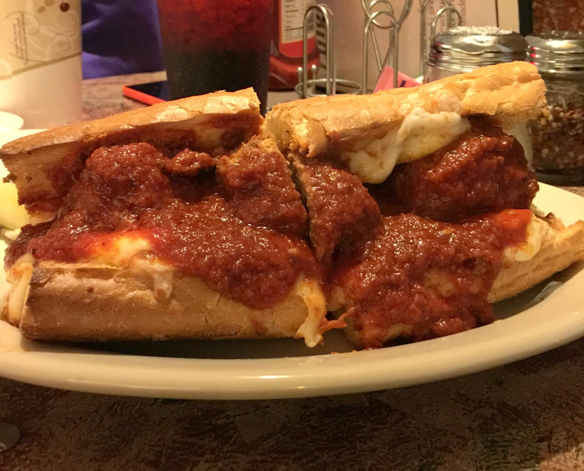 "Kenosha edges out Milwaukee for the best Meatball ""Bomber"""