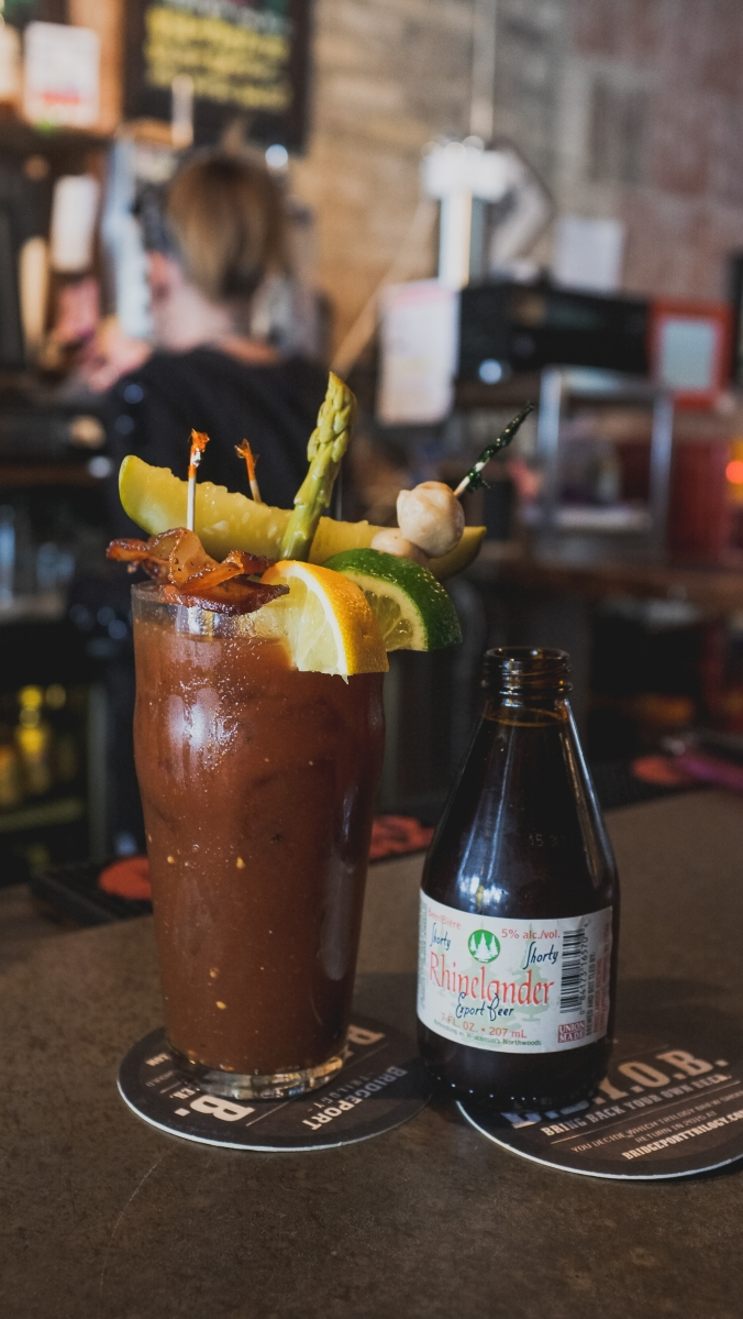 Five Unique Bloody Marys in Milwaukee