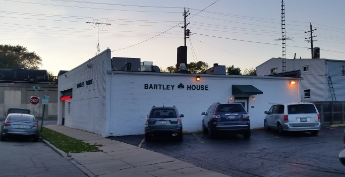 Bartley House exterior