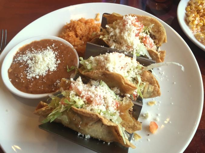 Pico's Fluffy Tacos