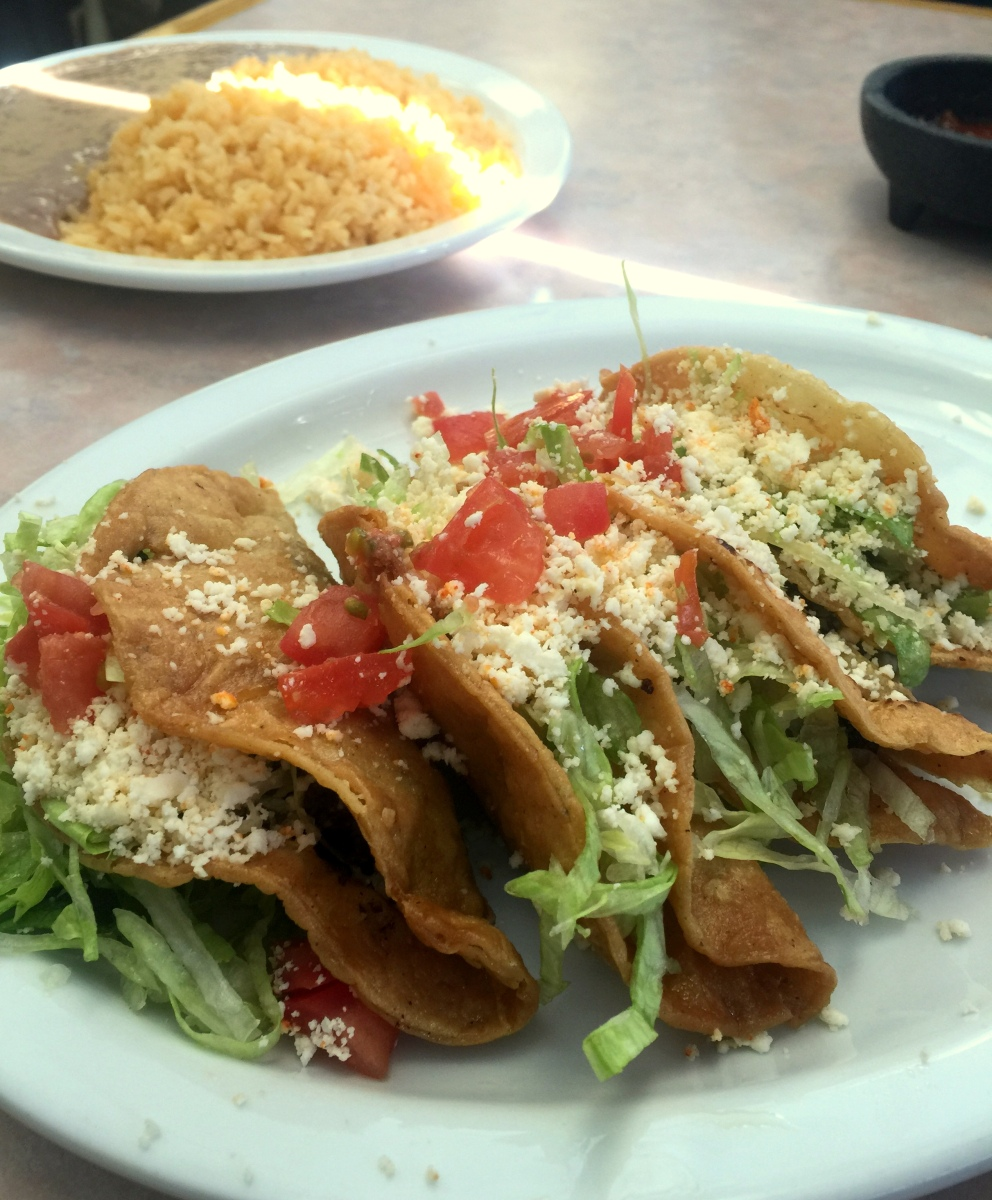 Crispy Fried Tacos - Racine has Cornered the Market