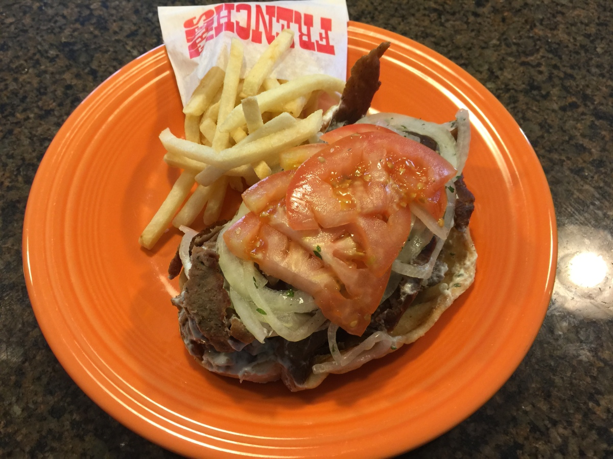 Sauce puts Racine Gyros spot on top