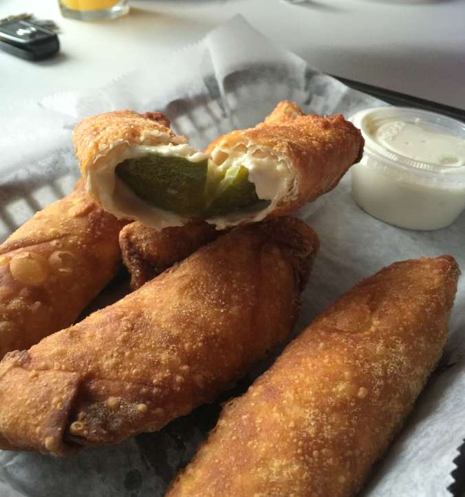 village tap fried pickles