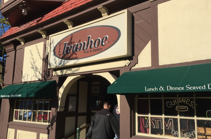 Ivanhoe exterior