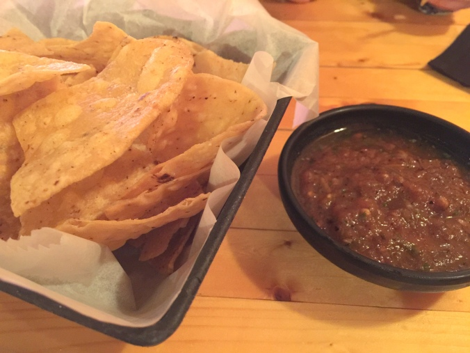 Javier's Chips and Salsa