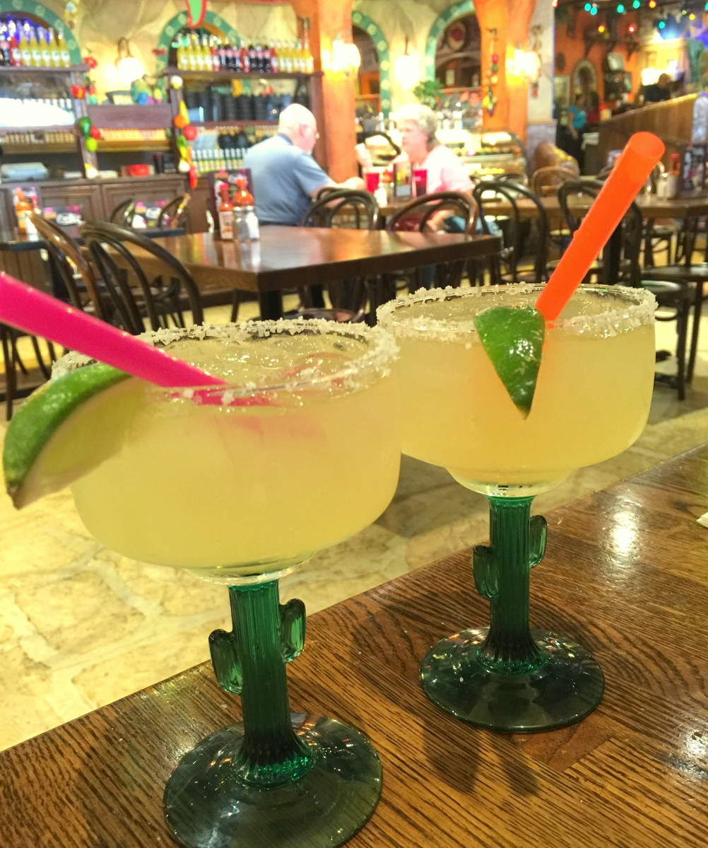 We tried three famous Milwaukee margaritas: we had one runaway favorite