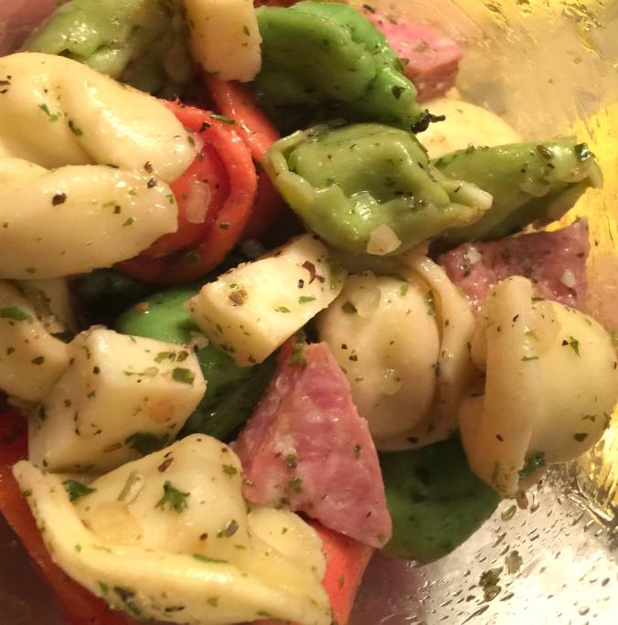 Tenutas Tortellini Salad